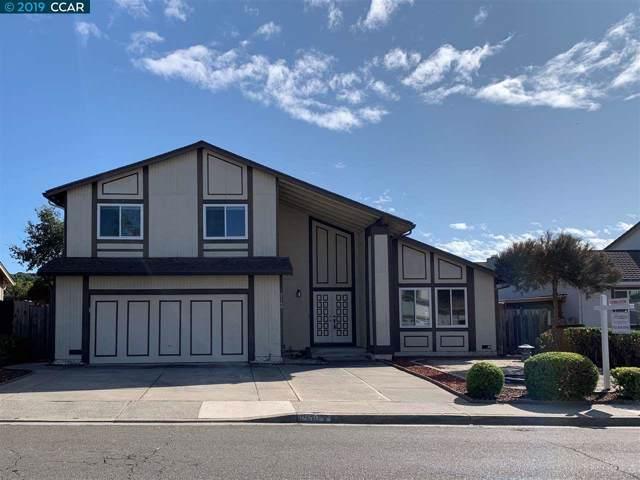 2160 Redwood Rd, Hercules, CA 94547 (#40886521) :: Armario Venema Homes Real Estate Team