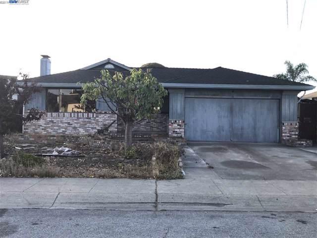1722 Via Toyon, San Lorenzo, CA 94580 (#40886542) :: Armario Venema Homes Real Estate Team
