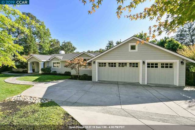 927 Carol Ln, Lafayette, CA 94549 (#40886611) :: Realty World Property Network