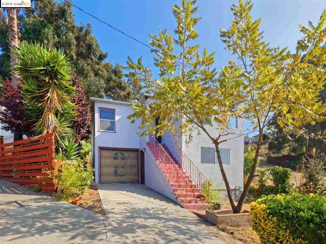 2922 Parker Ave, Oakland, CA 94605 (#40886668) :: Armario Venema Homes Real Estate Team