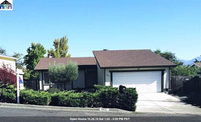 3631 Sunview Ct, Concord, CA 94520 (#40886694) :: RE/MAX Accord (DRE# 01491373)