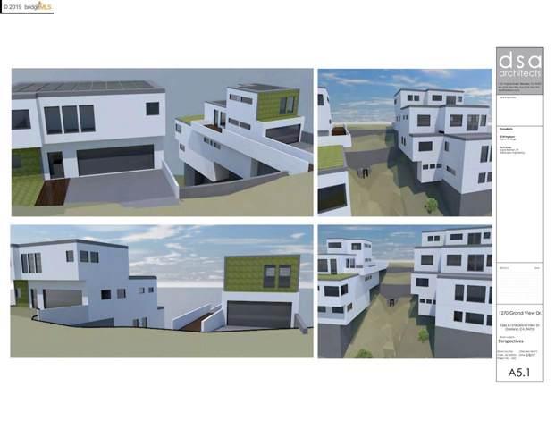 1276 Grand View, Oakland, CA 94705 (#40886701) :: Armario Venema Homes Real Estate Team