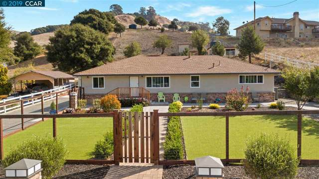 6625 Crow Canyon Road, Castro Valley, CA 94552 (#40886733) :: Realty World Property Network