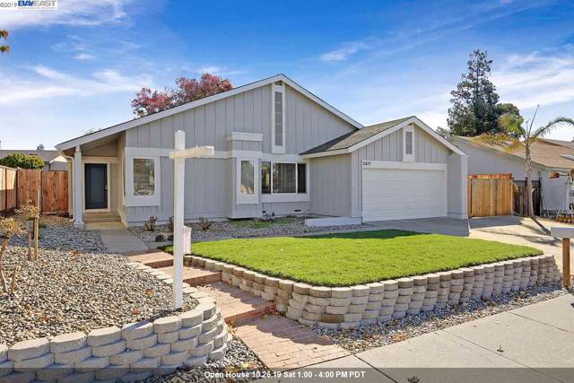 2437 Pasatiempo St, Livermore, CA 94551 (#40886788) :: Realty World Property Network