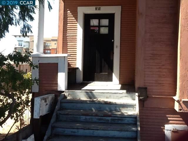 35 11th Street, Richmond, CA 94801 (#40887333) :: Armario Venema Homes Real Estate Team