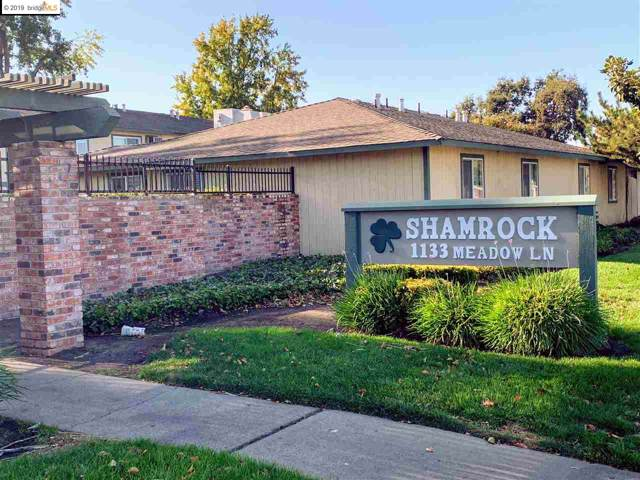 1133 Meadow Ln #12, Concord, CA 94520 (#40887885) :: Blue Line Property Group