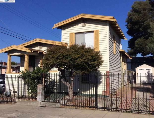 6900 Morken St, Oakland, CA 94621 (#40888069) :: Armario Venema Homes Real Estate Team