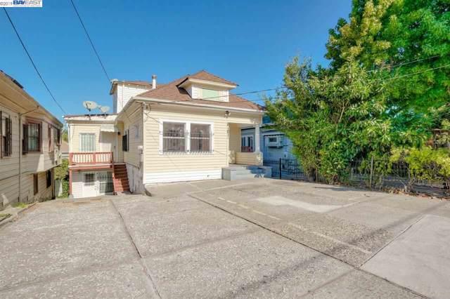 2101 41St Ave, Oakland, CA 94601 (#40888550) :: J. Rockcliff Realtors