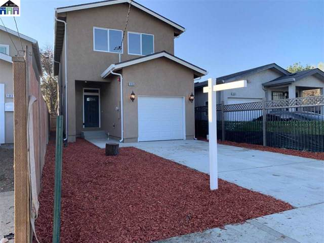 1835 2Nd St, Richmond, CA 94801 (#40888597) :: Armario Venema Homes Real Estate Team