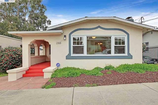 2165 Ransom Ave, Oakland, CA 94601 (#40888635) :: J. Rockcliff Realtors