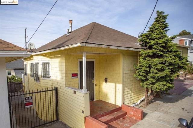 2609 Inyo Ave, Oakland, CA 94601 (#40888939) :: Armario Venema Homes Real Estate Team