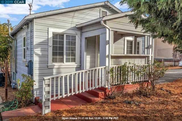 54 Morello Avenue, Martinez, CA 94553 (#40888946) :: Armario Venema Homes Real Estate Team