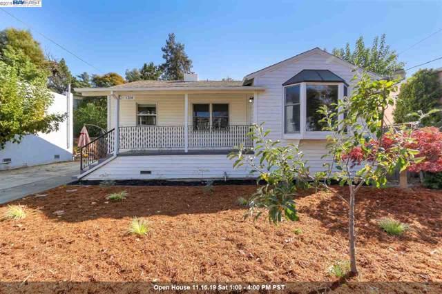 1314 Brown St, Martinez, CA 94553 (#40889117) :: Armario Venema Homes Real Estate Team