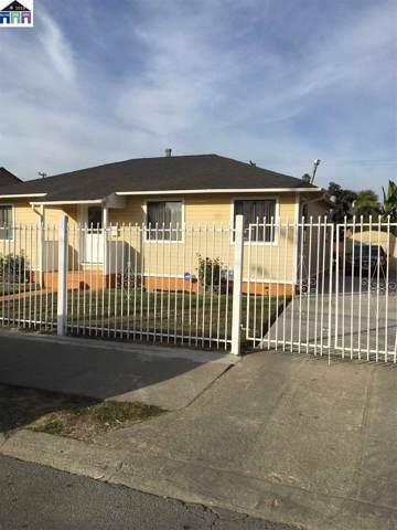 261 Wistar Rd, Oakland, CA 94603 (#40889202) :: Armario Venema Homes Real Estate Team