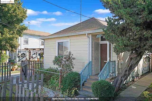 1204 53Rd Ave, Oakland, CA 94601 (#40889461) :: Armario Venema Homes Real Estate Team