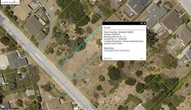 0 Burr St, Oakland, CA 94621 (#40889468) :: Armario Venema Homes Real Estate Team