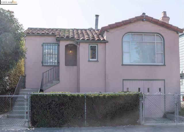 3439 E 18Th St, Oakland, CA 94601 (#40889596) :: J. Rockcliff Realtors