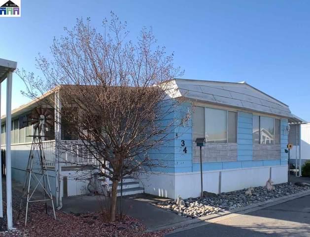 1830 E Yosemite #34, Manteca, CA 95337 (#40889789) :: Armario Venema Homes Real Estate Team