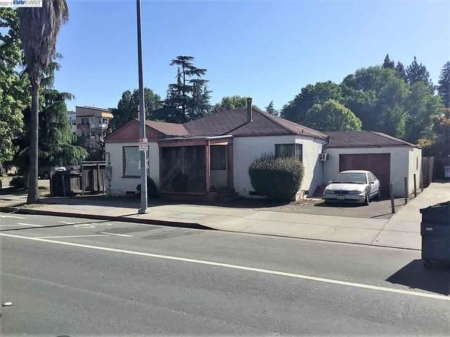 41224 Fremont Blvd, Fremont, CA 94538 (#40890075) :: Realty World Property Network