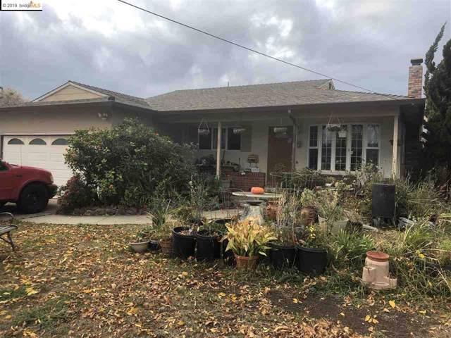 1821 Burkhart Ave., San Leandro, CA 94579 (#40890394) :: Armario Venema Homes Real Estate Team