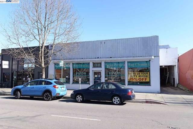 1229 San Pablo Ave, Berkeley, CA 94706 (#40890420) :: Armario Venema Homes Real Estate Team