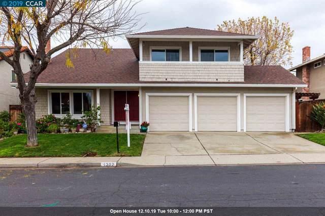 1302 Waterfall Way, Concord, CA 94521 (#40890487) :: Armario Venema Homes Real Estate Team