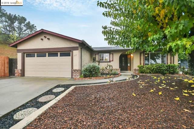 1231 Alamo Way, Pittsburg, CA 94565 (#40890709) :: Armario Venema Homes Real Estate Team
