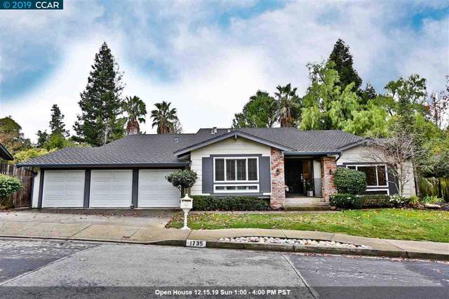 1735 Oro Valley Cir, Walnut Creek, CA 94596 (#40890713) :: Blue Line Property Group