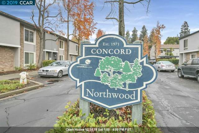 3307 Northwood Dr B, Concord, CA 94520 (#40890739) :: Blue Line Property Group