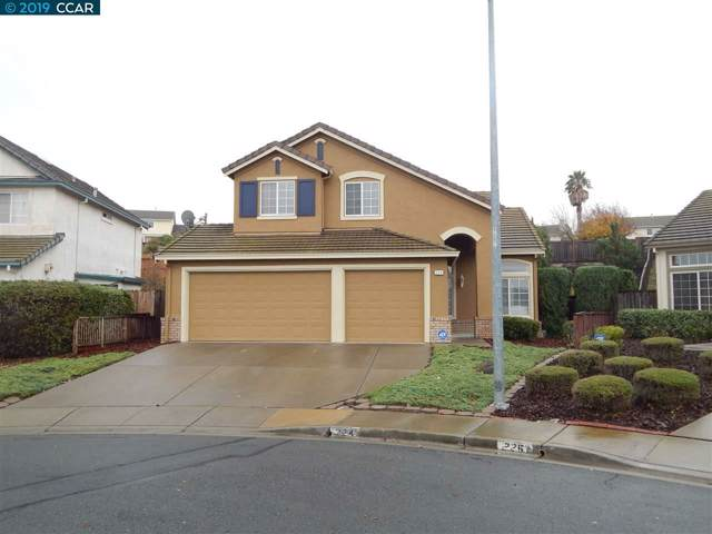 224 Shadow Hill Cir, Pittsburg, CA 94565 (#40890769) :: Blue Line Property Group