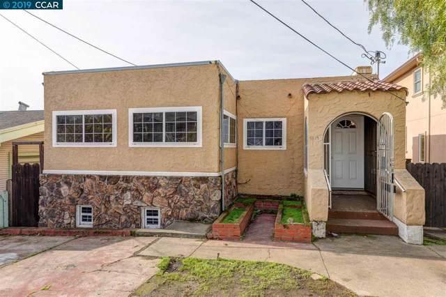9819 Thermal Street, Oakland, CA 94605 (#40891109) :: Armario Venema Homes Real Estate Team