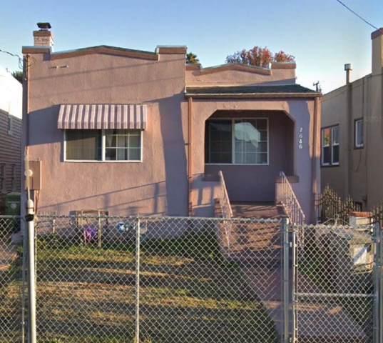 2646 76Th Ave, Oakland, CA 94605 (#40891273) :: Armario Venema Homes Real Estate Team