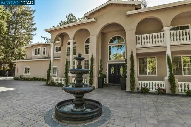 2733 Danville Blvd., Alamo, CA 94507 (#40891736) :: Blue Line Property Group