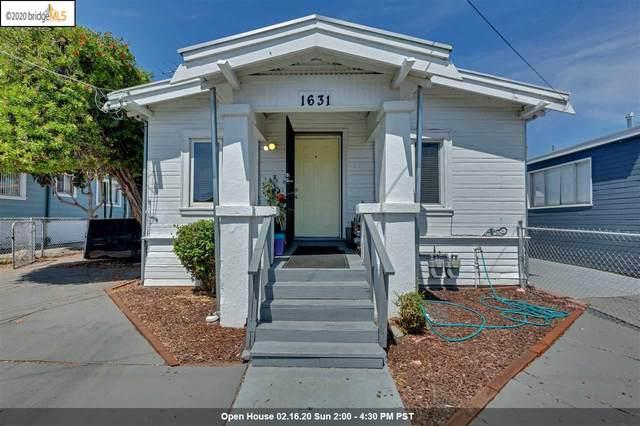 1629 Church St, Oakland, CA 94621 (#40891801) :: Armario Venema Homes Real Estate Team