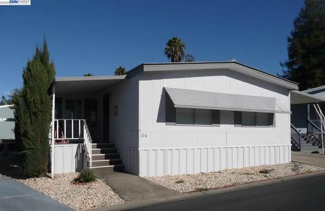 3263 Vineyard Ave., #104 #104, Pleasanton, CA 94566 (#40891850) :: The Lucas Group