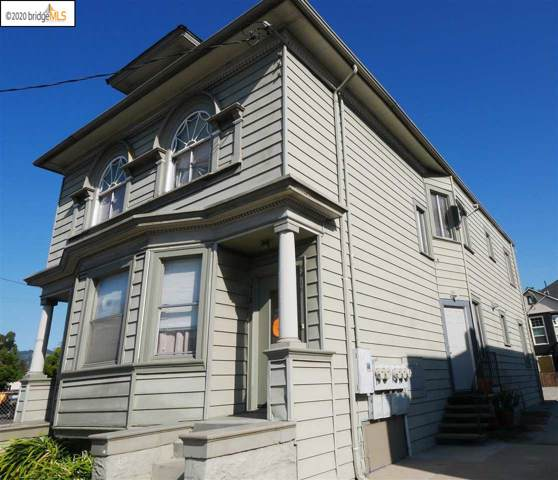 5418 Telegraph Ave, Oakland, CA 94609 (#40892248) :: Blue Line Property Group