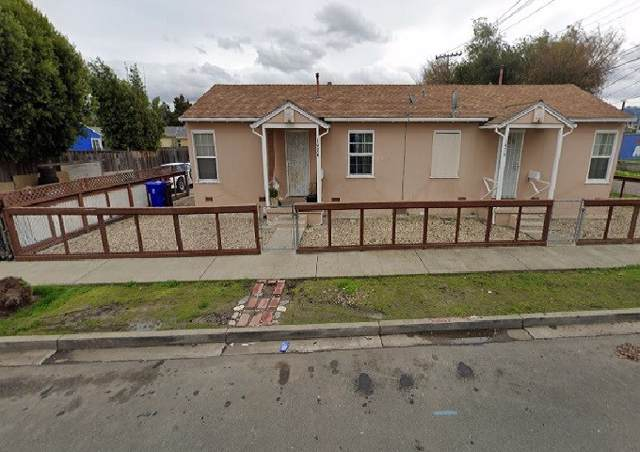 1622 Monterey St, Richmond, CA 94804 (#40892338) :: Armario Venema Homes Real Estate Team