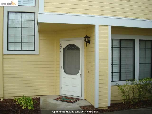 207 Devonwood, Hercules, CA 94547 (#40892556) :: Armario Venema Homes Real Estate Team