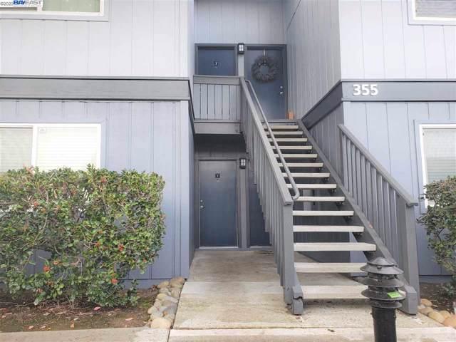 355 Masters Ct #1, Walnut Creek, CA 94598 (#40892595) :: Armario Venema Homes Real Estate Team