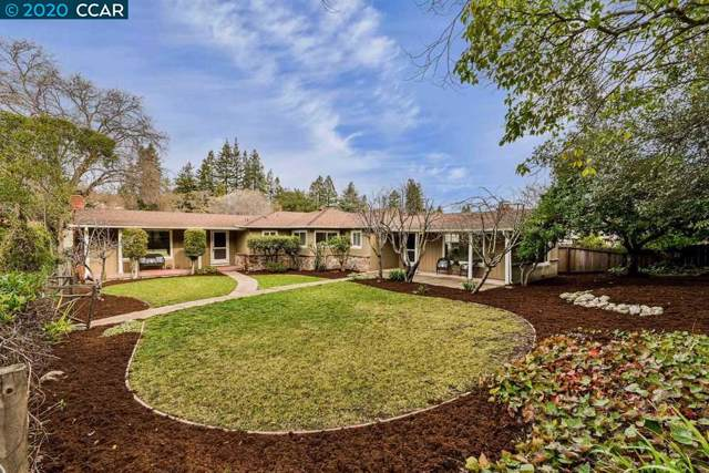 3710 Sundale Rd, Lafayette, CA 94549 (#40892827) :: Realty World Property Network