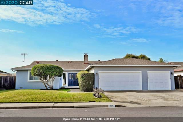 725 Graymont Circle, Concord, CA 94518 (#40892833) :: Blue Line Property Group