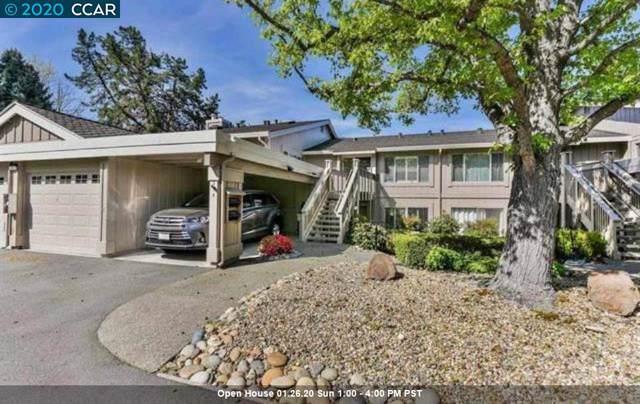 703 Terra California Dr #4, Walnut Creek, CA 94595 (#40892841) :: Blue Line Property Group