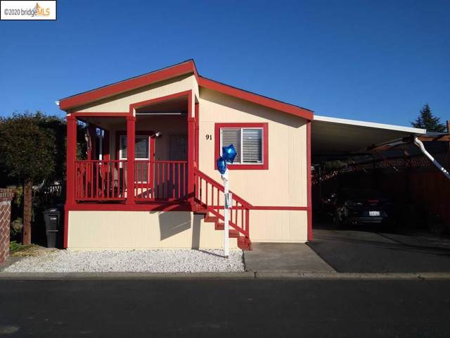 91 La Habra #91, Pittsburg, CA 94565 (#40892860) :: Blue Line Property Group