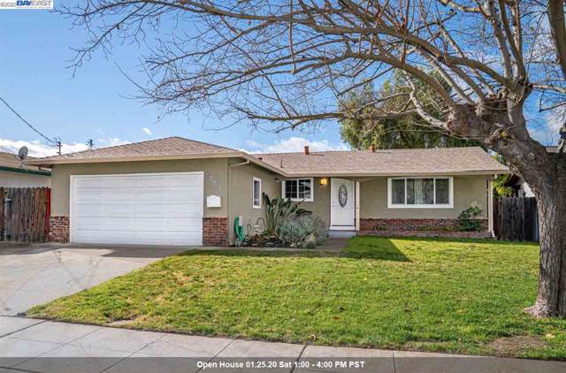 331 Edythe St, Livermore, CA 94550 (#40892868) :: Realty World Property Network