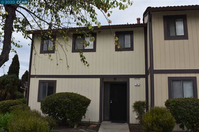 2600 Giant Rd #33, San Pablo, CA 94806 (#40892869) :: Armario Venema Homes Real Estate Team