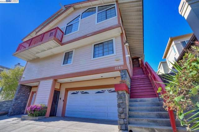 2764 Tribune Ave, Hayward, CA 94542 (#40892870) :: Armario Venema Homes Real Estate Team