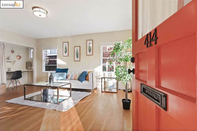 414 North St, Oakland, CA 94609 (#40892903) :: Blue Line Property Group