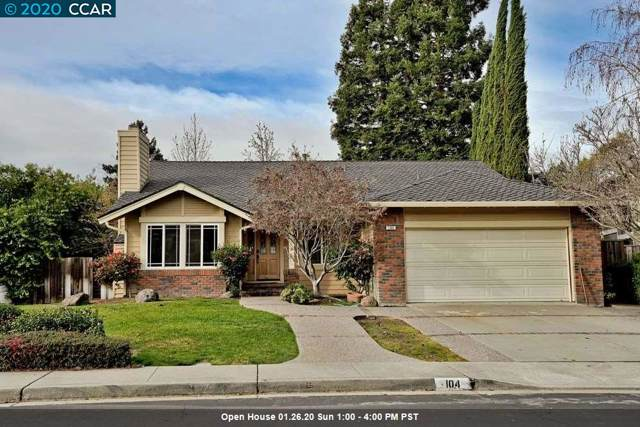 104 Creighton Way, Danville, CA 94506 (#40893016) :: The Lucas Group