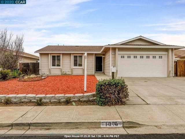1016 Rock Ridge Ct, Pittsburg, CA 94565 (#40893032) :: Armario Venema Homes Real Estate Team