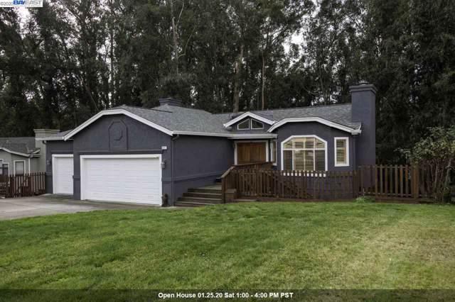 2211 Beckham Way, Hayward, CA 94541 (#40893049) :: Armario Venema Homes Real Estate Team
